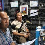 Rangkaian Peringatan HANI 2021, BNNK Ciamis Gelar Talkshow di Radio
