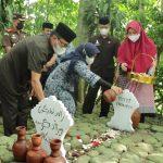 Jelang Hari Jadi Ciamis Ke-379, Bupati Herdiat Lakukan Ziarah Ke Makam Leluhur Galuh Ciamis