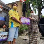 Pemkab Ciamis Gelar Jajanan Gratis Produk Pedagang Kaki Lima