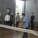 Bupati Ciamis Buka Turnamen Badminton DPD KNPI