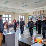 Hadiri Pelantikan FORKI, Bupati Ciamis Targetkan Masuk 10 Besar Porda Jabar