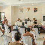 Antisipasi Penyebaran Varian Baru Covid-19, Wabup Ciamis Sosialisasikan Kewaspadaan di Tingkat Kecamatan