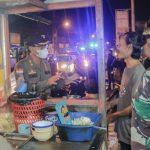 Malam Hari, Bupati Ciamis Tinjau Pelaksanaan PPKM Darurat