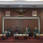 Evaluasi PPKM Darurat, Wakil Bupati Ciamis Ikuti Arahan Gubernur