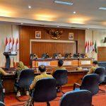 Evaluasi PPKM Darurat Jawa-Bali, Wabup Ciamis Beri Putusan Kebijakan Untuk Jam Operasional Pasar Tradisional