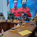 Maksimalkan Pelaksanaan PPKM Darurat, Wabup Ciamis Ikuti Rapat Evaluasi Bersama Menko Marves