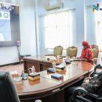 Sekda Ciamis Ikuti Launching Kompetisi Inovasi Jawa Barat Tahun 2021