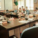 Sekda Ciamis Hadiri Rapat Koordinasi Pemulihan Ekonomi Nasional Se-Jabar