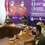 Rakor Komite Kebijakan Penanganan COVID-19 Tingkat Jabar, Ciamis Kembali ke Zona Merah