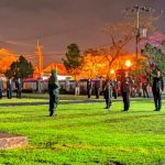 Jelang Malam Peringatan HUT RI Ke-76, Wakil Bupati Ciamis Lakukan Renungan Suci di Taman Makam Pahlawan