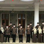 Bupati Herdiat Lepas Kafilah STQH Ke-17 Provinsi Jawa Barat