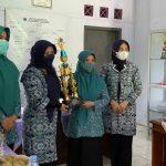TP PKK Desa Sukamulya Baregbeg Juara 1 Pelaksana 10 Program PKK Tingkat Kabupaten Ciamis