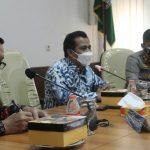 Pemkab Ciamis dan Media Sinergi Dalam Tangani Pandemi Covid-19