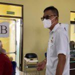 Bupati Ciamis Pantau Gebyar Vaksinasi Penyandang Disabilitas