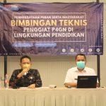 BNNK Ciamis Gelar Bimtek Penggiat P4GN Di Lingkungan Pendidikan